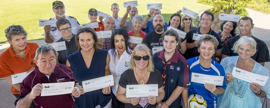 Buderim Foundation2018 grant recipients
